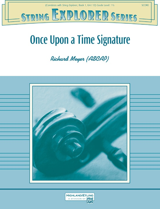 Once Upon a Time Signature