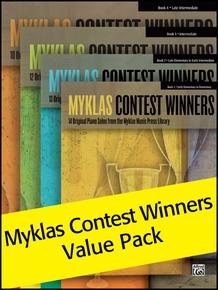 Myklas Contest Winners 1-4 (Value Pack)