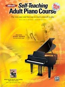 Alfred's Self-Teaching Adult Piano Course