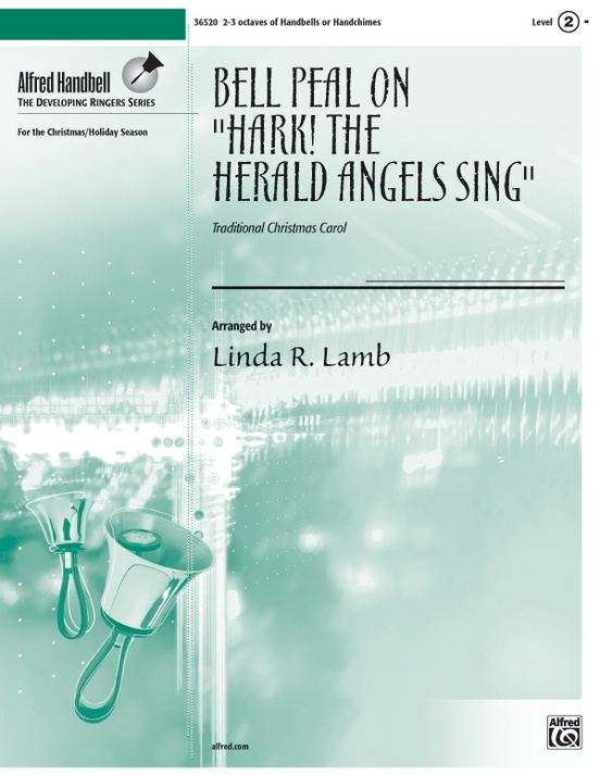 """Bell Peal on """"Hark! The Herald Angels Sing"""""""
