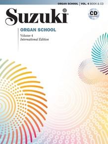 Suzuki Organ School, Vol. 4