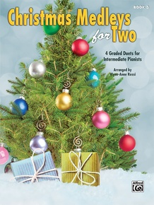 Christmas Medleys for Two, Book 3