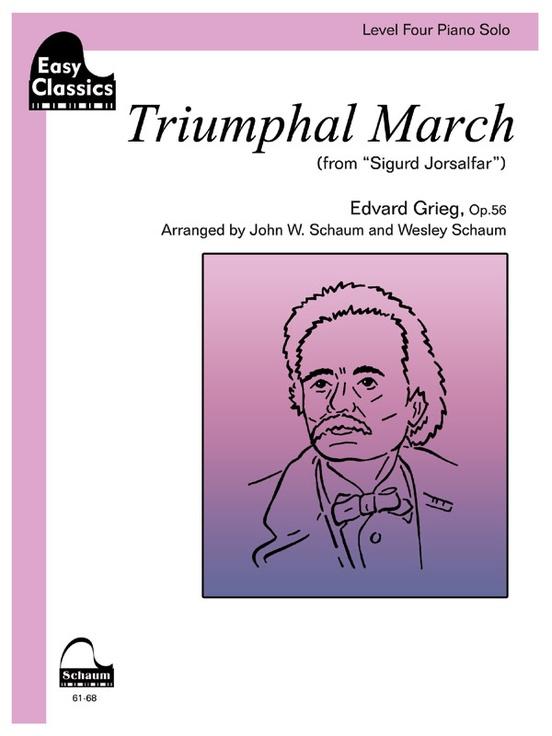 Triumphal March (from Sigurd Jorsalfar)