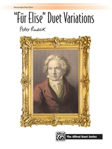 """""""Für Elise"""" Duet Variations"""