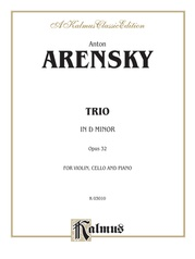 Trio in D Minor, Opus 32