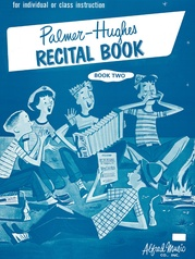 Palmer-Hughes Accordion Course Recital Book, Book 2