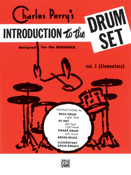 Introduction to the Drumset, Book 1