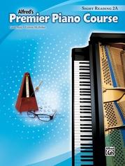 Premier Piano Course, Sight Reading 2A