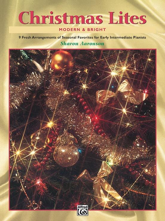 christmas lites modern bright - Christmas Lites