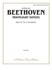 Moonlight Sonata, Opus 27, No. 2 (Complete)