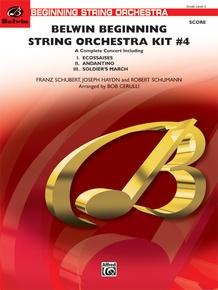 Belwin Beginning String Orchestra Kit #4