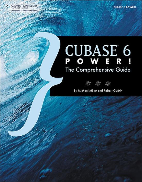 Miller michael guerin robert cubase power comprehensive guide.