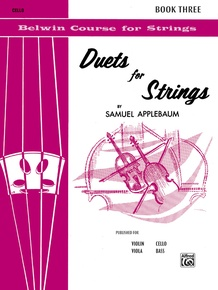 Duets for Strings, Book III