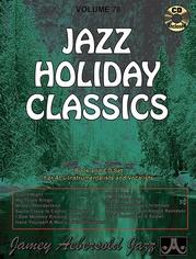 Jamey Aebersold Jazz, Volume 78: Jazz Holiday Classics