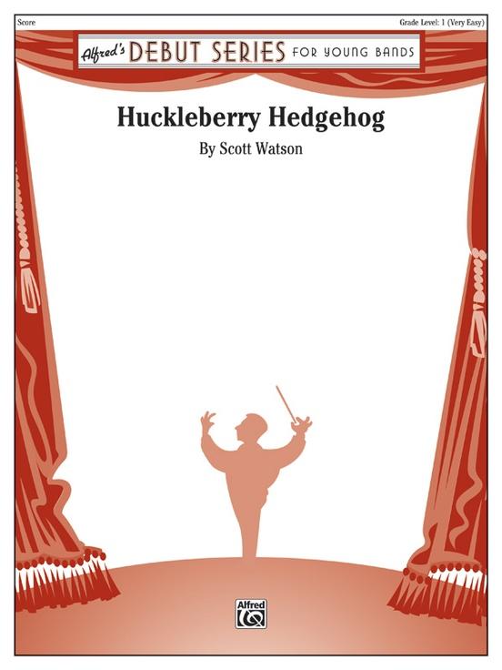Huckleberry Hedgehog
