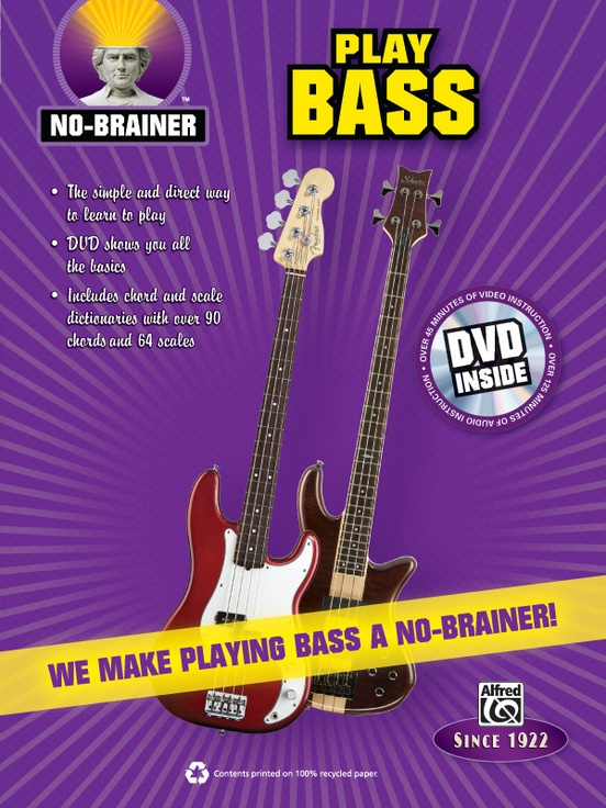 No-Brainer: Play Bass