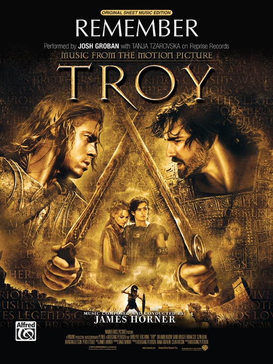 Remember (from Troy)