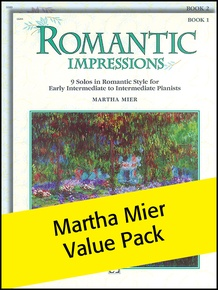Romantic Impressions 1-2 (Value Pack)