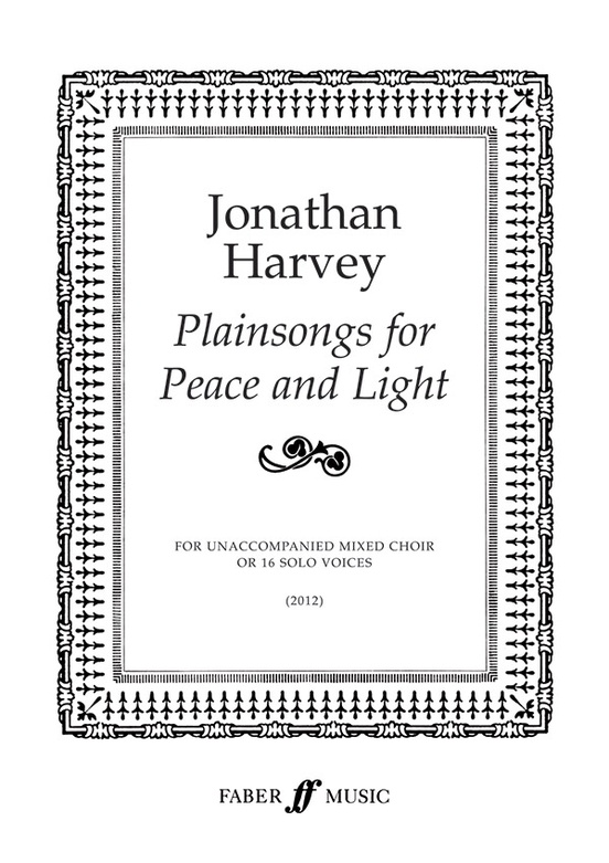 Plainsongs for Peace and Light