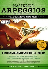 Guitar World: Mastering Arpeggios