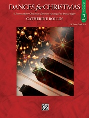 Dances for Christmas, Book 2