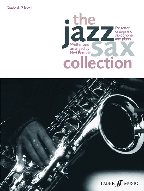 16 moderately challenging jazz solos for tenor sax book cd