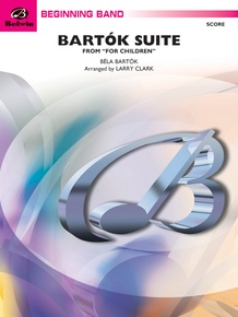 Bartók Suite (from <I>For Children</I>)