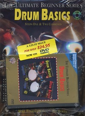 Ultimate Beginner Series Mega Pak: Drum Basics