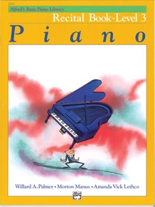 Alfred's Basic Piano Library: Recital Book 3