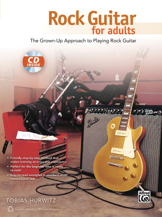 Rock Guitar for Adults