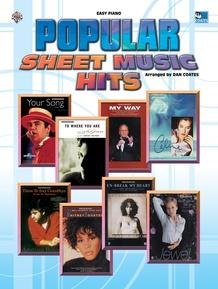 Popular Sheet Music Hits