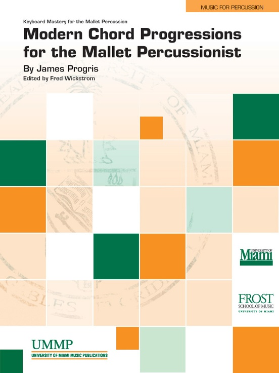 Modern Chord Progressions for the Mallet Percussionist: Mallet ...