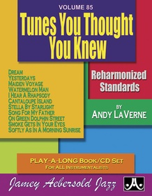 Jamey Aebersold Jazz, Volume 85: Tunes You Thought You Knew