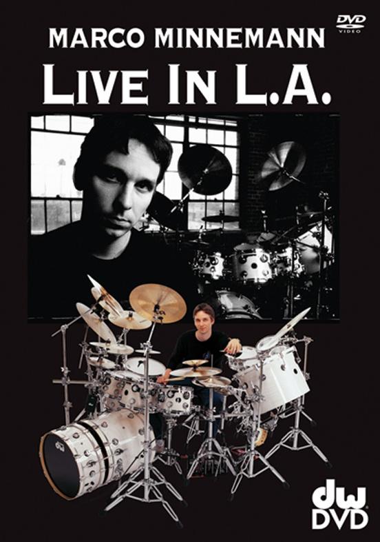 Marco Minnemann: Live in L.A.
