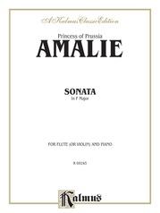 Sonata for Flute in F Major