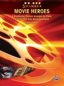 5 Finger Movie Heroes