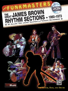 The Funkmasters: The Great James Brown Rhythm Sections 1960--1973