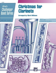 Christmas for Clarinets