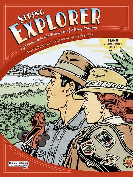 String Explorer, Book 2