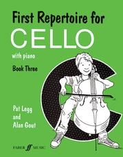 First Repertoire for Cello, Book Three