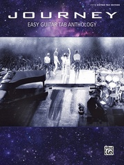 Journey: Easy Guitar Anthology