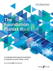 The Foundation Pianist, Book 1
