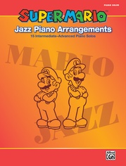 Super Mario™ Jazz Piano Arrangements