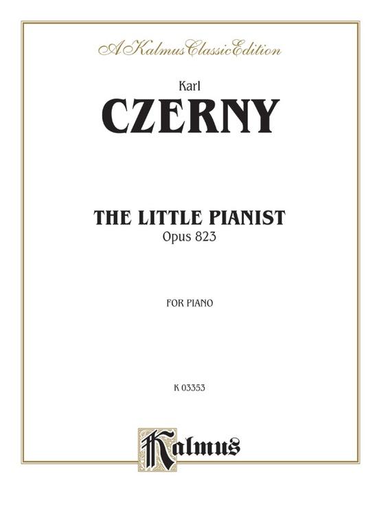 Little Pianist, Opus 823