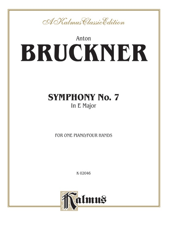 Symphony No. 7 in E Major
