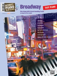 Ultimate Piano Play-Along, Volume 2: Broadway