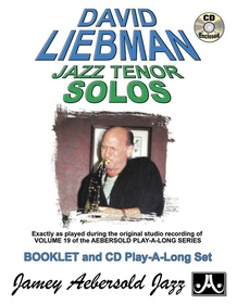 David Liebman Jazz Tenor Solos