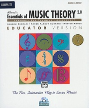 Alfred's Essentials of Music Theory: Software, Version 2.0 CD-ROM Educator Version, Complete Volume