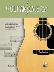 The Guitar Scale Picture Book