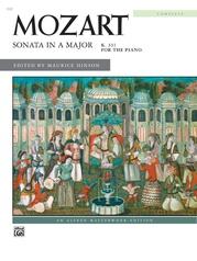 Sonata in A Major, K. 331 (Complete)